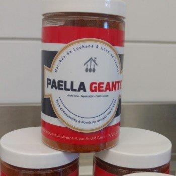 """Mélange d'épices """"spécial paella"""" Pot 180 gr."""