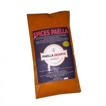 """Mélange d'épices """"spécial paella"""" 125 gr."""