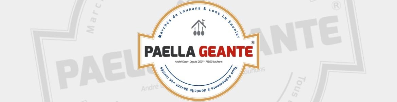 PAELLA GÉANTE - CASU ANDRÉ